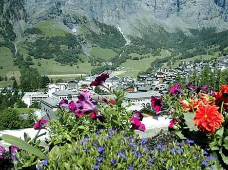горнолыжные курорты европы