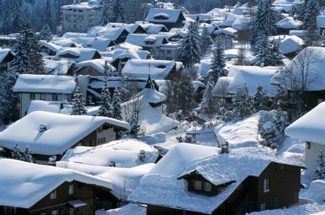 курорт швейцария