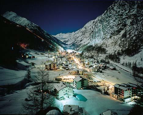 курорті швейцарии