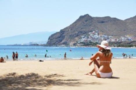 тенерифе пляжи