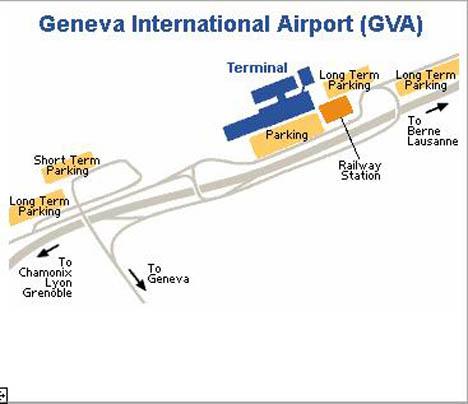 Аэропорт Женевы предоставил