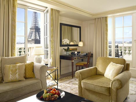 гостиницы парижа 5