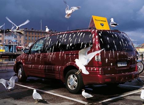 финляндия штраф за парковку