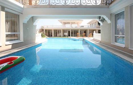 элитный отдых дачи виллы с бассейном в крыму