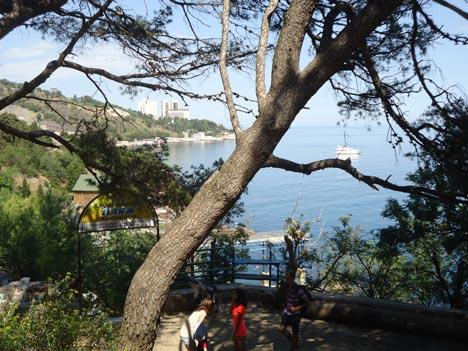 пляжи крымского побережья