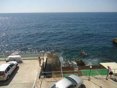 частное жилье у моря в крыму