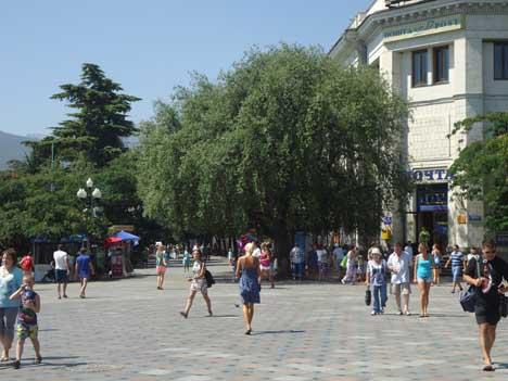 фото ялта крым 2014