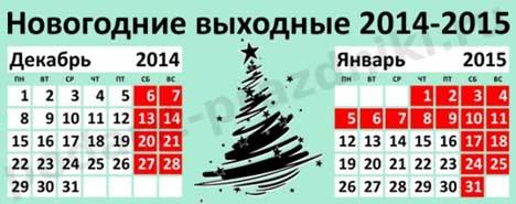 отдых на новый год 2015