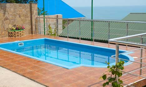 алупка отдых с бассейном