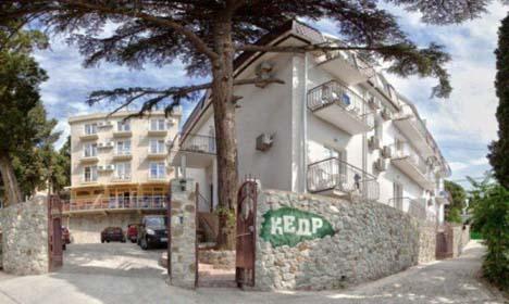 частный мини отель Алупка