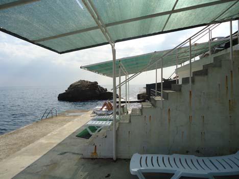 жилье в крыму на берегу моря