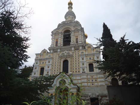 храм александра невского ялта