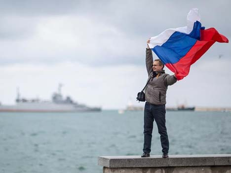 воссоединение крыма с россией