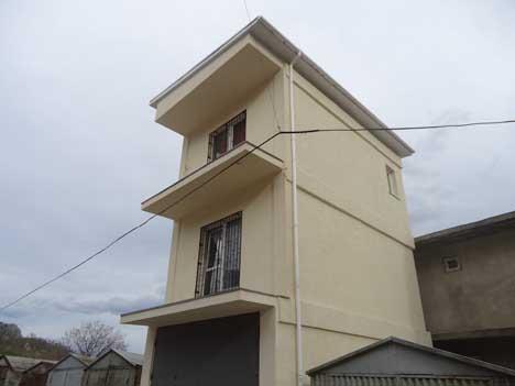 частное жилье в кацивели