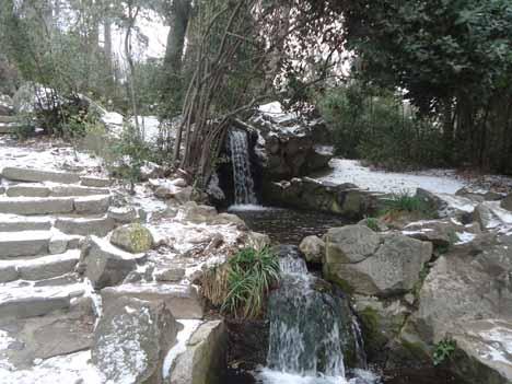 алупка парк водопад