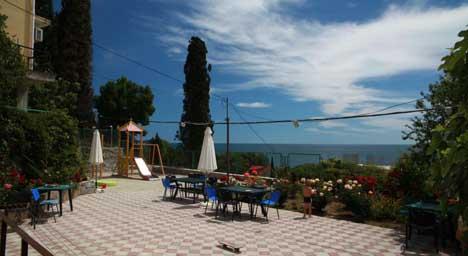 гостиница venus в Алупке