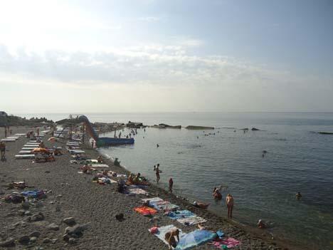 симеиз пляж