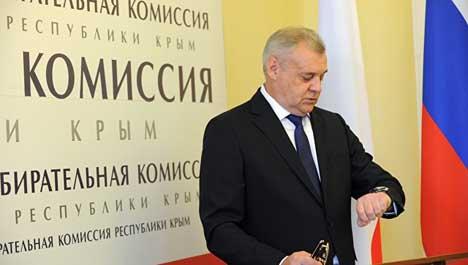 выборы в Крыму 2016