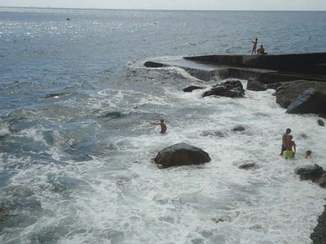 алупка фото пляжей