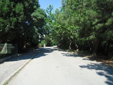 алупка улицы