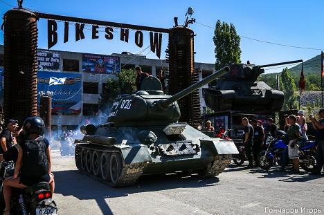 фото байк шоу севастополь