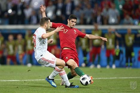 испания португалия 3-3