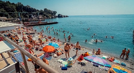 алупка крым пляжи