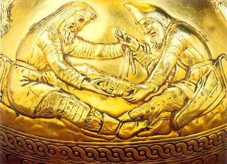 крымское золото скифов