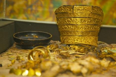 скифское золото крыма