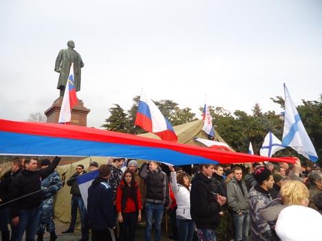 ялта русская весна