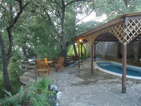 алупка гостевые дома с бассейном
