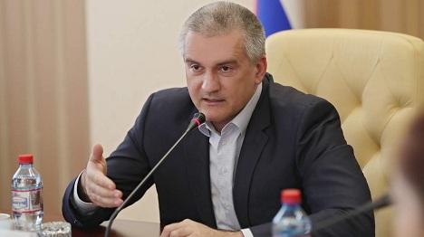 Сергей Аксенов глава Крыма