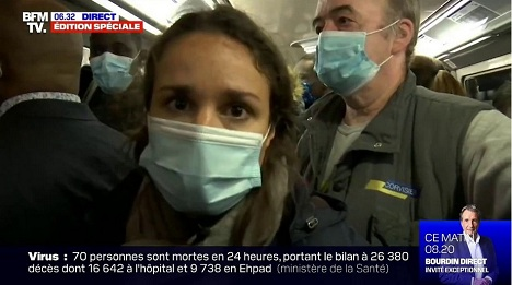 отмена карантина во франции