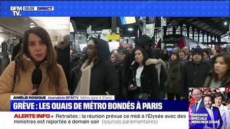 метро парижа выход из карантина