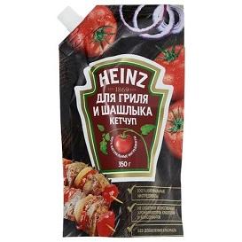 цены кетчуп хайнц гриль шашлык в крыму