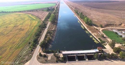 северо крымский канал