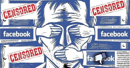 фэйсбук в крыму цензура
